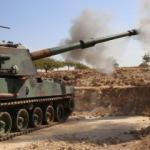 """Barış Pınarı'nda da teröristlerin üzerinde """"Fırtına"""" gürlüyor"""