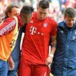 Bayern Münihli Süle ameliyat edilecek