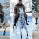Beyaz atlı Kim Jong-un tedirgin etti: Yeni bir şeyler çeviriyor