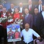 Dünya Şampiyonu Busenaz Sürmeneli'ye coşkulu karşılama