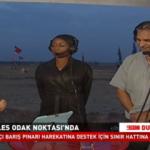 Dünyaca ünlü şarkıcı Della Miles'ten 'Barış Pınarı'na tam destek!