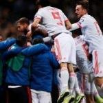 İspanya bileti 90+2'de kaptı