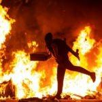 Katalonlar 3 gündür sokaklarda! Barcelona savaş alanına döndü