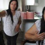 Kocasına attığı çanta silah sayıldı cezaevine girdi!