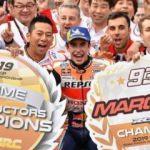 Marquez Japonya'da da kazandı
