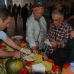 Ordu Günleri'nde organik yöresel yiyeceklere büyük ilgi
