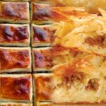 Osmanlı böreği nasıl yapılır? En pratik börek tarifi