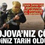 Rojava'nız çöp, kendiniz tarih oldunuz
