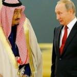 Rusya-S.Arabistan arasında 10 milyar dolarlık dev anlaşma