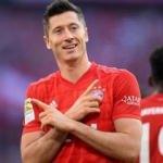 Bayern kazandı, Lewandowski tarihe geçti