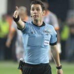 Halil Umut Meler'e Avrupa Ligi maçında görev