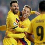 Şampiyonlar Ligi'nde bir ilk! Messi tarihe geçti