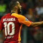 Galatasaray'da Belhanda çaresizliği