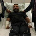 Alman polisi öldüresiye darp ettikleri Türk'ü sokağa bıraktı