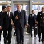 Bakan Akar'dan NATO'da önemli ziyaret