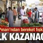 Barış Pınarı'ndan bereket fışkıracak! Araziler halka kazandırılacak