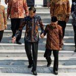 Endonezya'da yeni hükümet kuruldu!