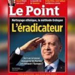 Fransız dergisinden skandal kapak! Cumhurbaşkanlığı'ndan sert cevap