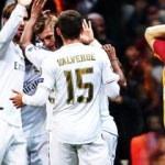 Aslan, Real Madrid'e diş geçiremedi!