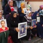 HDP önündeki ailelerin evlat nöbeti 52. günde