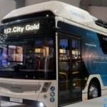 Hidrojen yakıtlı otobüs 2020'de Avrupa yollarında