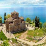 Kuzey Makedonya'nın incisi Ohri'de gezilecek 5 tarihi yapı