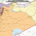 Rusya harita yayınlayıp duyurdu! Türkiye sınırı için resmi açıklama