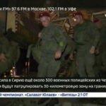 Rusya resmen duyurdu! Çeçenistan'dan Türkiye sınırına getirildiler