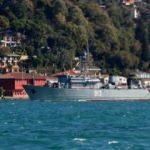 3 Rus askeri gemisi peşpeşe boğazdan geçti