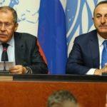 Lavrov'dan Çavuşoğlu'nu şaşırtan büyük sürpriz!