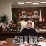 Ailenin korunması ve kadına yönelik şiddetle mücadele toplantısı