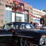 Ankara'da sergilenen klasik otomobiller herkesi hayran bıraktı