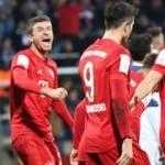 Bayern Münih ecel terleri döktü ama kazandı
