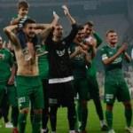 Bursaspor'dan 44 yıl sonra bir ilk!