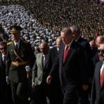 Erdoğan'dan Anıtkabir ziyaretin 'Barış Pınarı Harekatı' mesajı