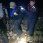 Fethiye'de, kaybolan tatilciyi jandarma buldu