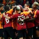 Galatasaray'da müthiş seri! 41 oldu