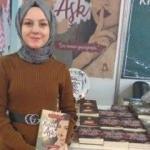 Genç kızın kitabına yoğun ilgi! Hırçın Aşk