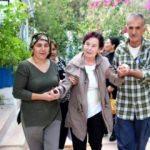 Yürümekte zorlanan Fatma Girik'ten annesine ziyaret