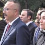 HDP'li Belediye Başkan Vekili İstiklal Marşı'nı okumadı