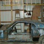 Hurdadan alınan 1970 model aracın değişimi şok etti
