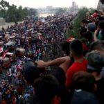 Irak'ta protestocular yolları kapattı! Sivil itaatsizlik başladı