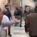 İsrail işgal güçleri Kudüs kapılarını Müslümanlara kapattı