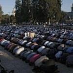 İsrail'den ezan yasağı: 22 kez okunabildi