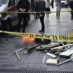İstiklal Caddesi'nde korkunç olay!