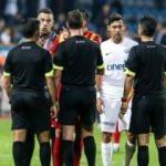 Süper Lig'de şok kavga! Polis güçlükle ayırdı!