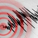 Kayseri'de deprem meydana geldi