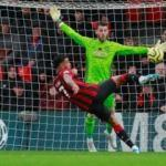 Manchester United deplasmanda kayıp