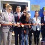 Sadettin Saran, Kırıkkale'ye spor salonu yaptırdı