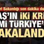 DEAŞ'ın kritik ismi Türkiye'de yakalandı!